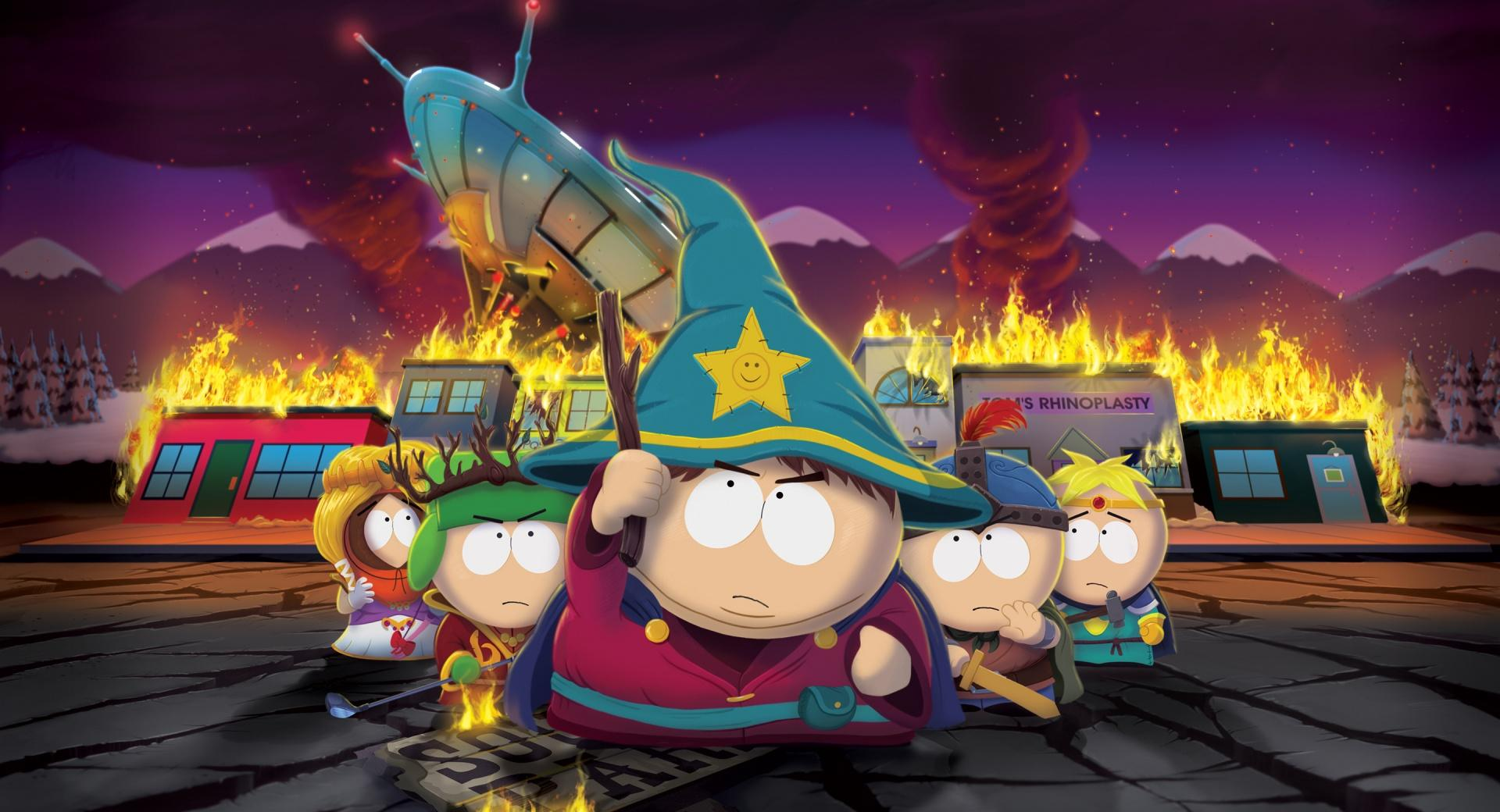 South Park The Stick of Truth 2014 wallpapers HD quality