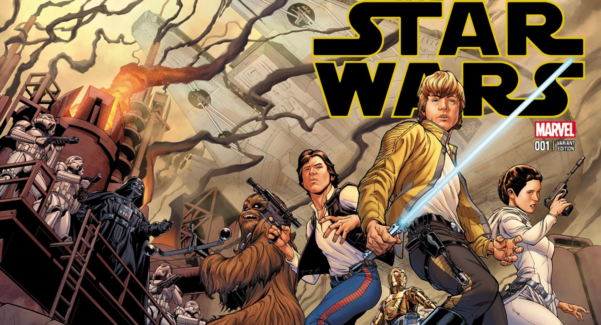 Star Wars Marvel Comic wallpapers HD quality