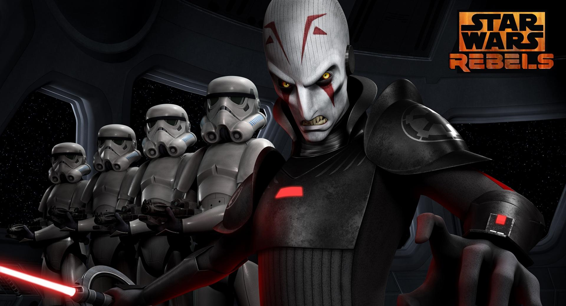Star Wars Rebels Inquisitor wallpapers HD quality