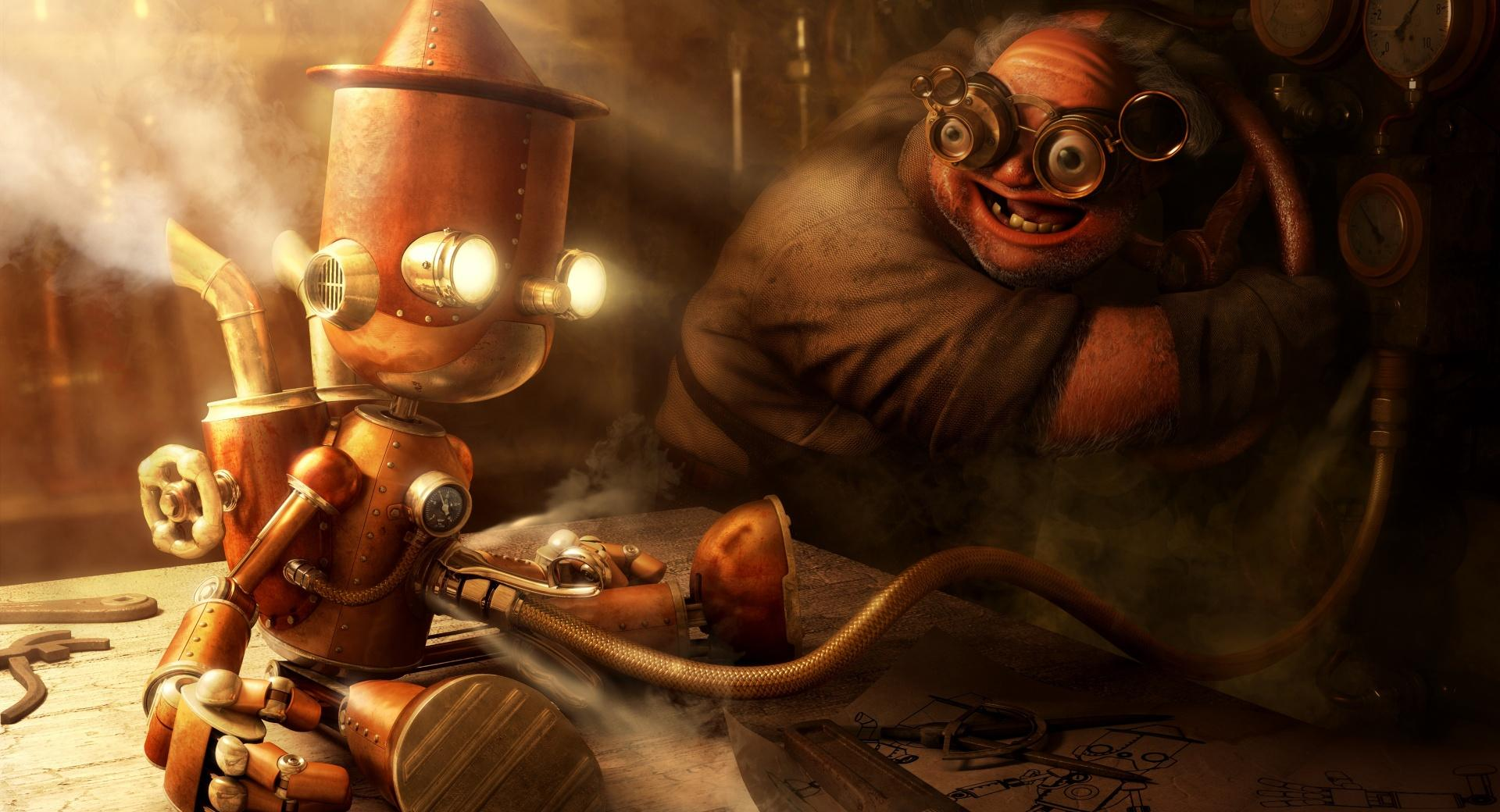 Steamnocchio wallpapers HD quality
