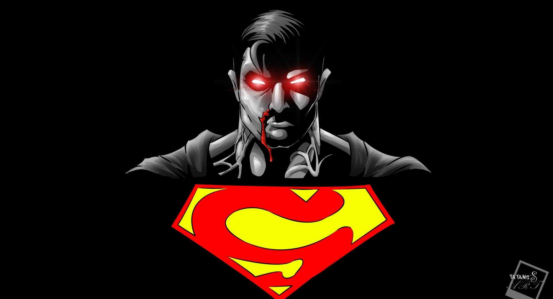 Superman by Tame Achi wallpapers HD quality