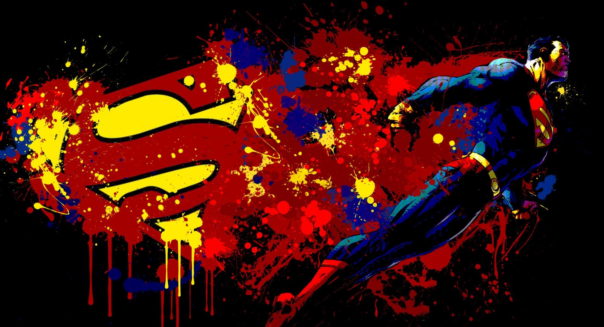 Superman Cartoon wallpapers HD quality