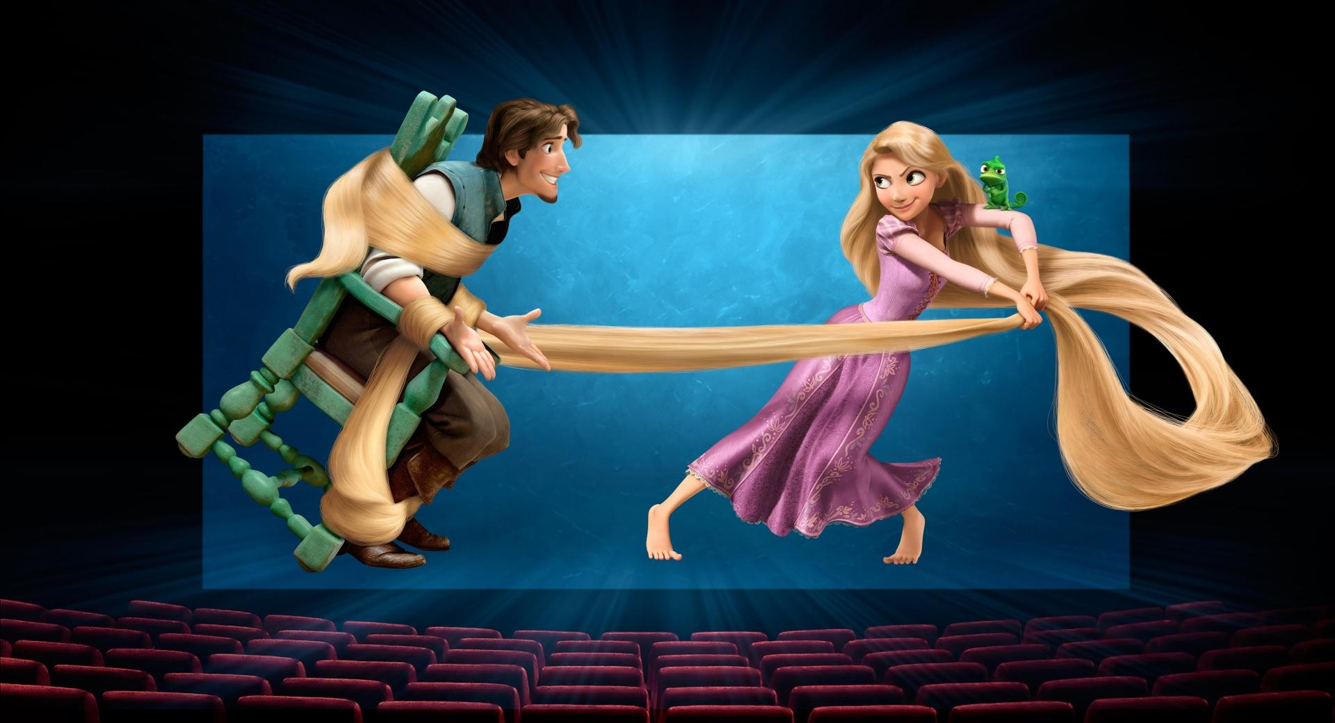 Tangled 3D Movie wallpapers HD quality