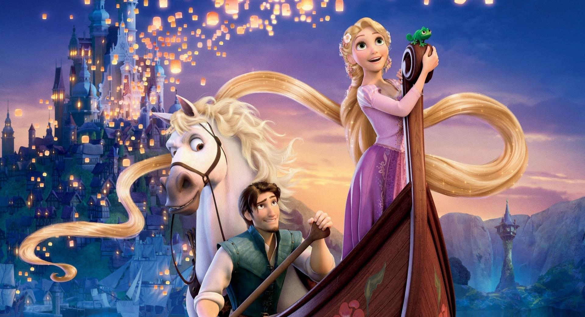Tangled Musical Film wallpapers HD quality