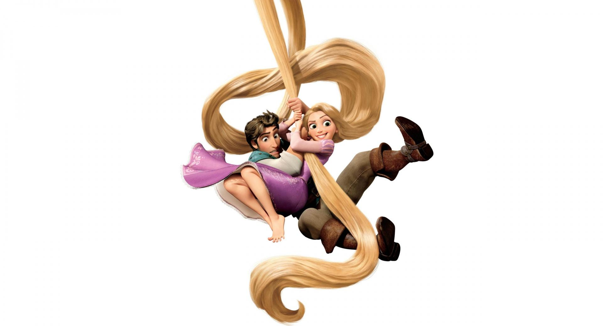 Tangled Rapunzel And Flynn Ryder wallpapers HD quality