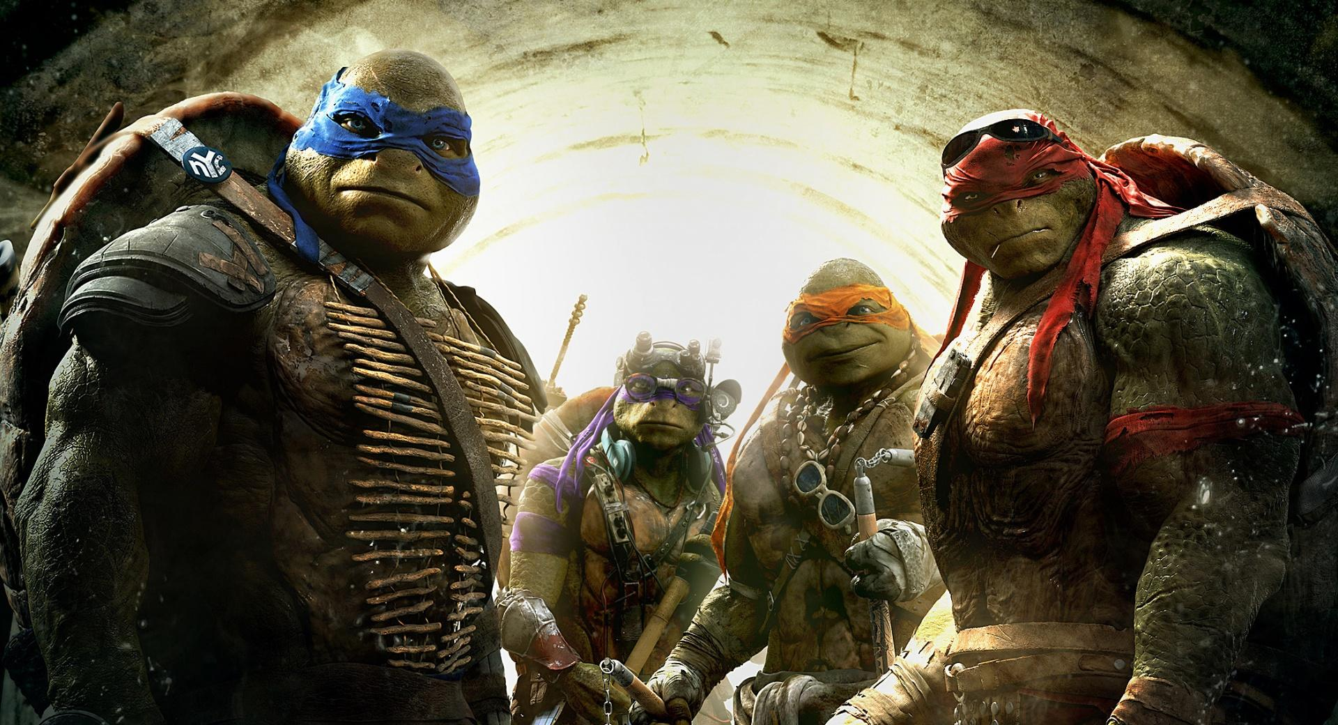 Teenage Mutant Ninja Turtles 2014 Movie wallpapers HD quality