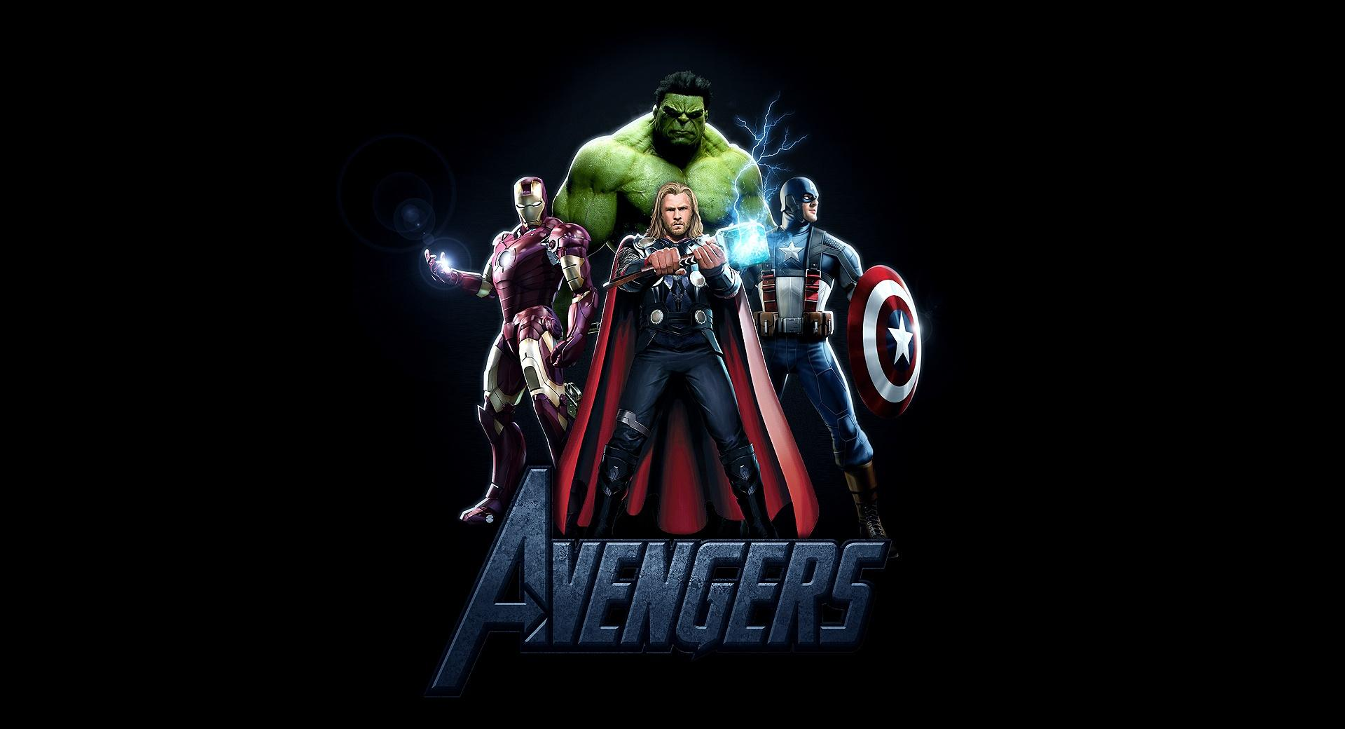 The Avengers Movie 2012 wallpapers HD quality