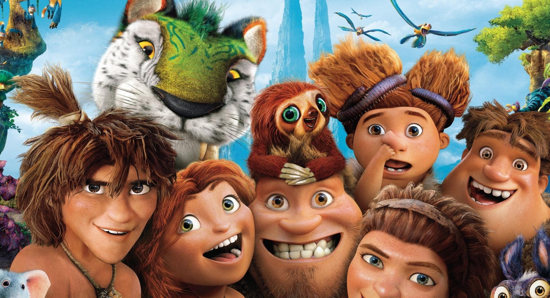 The Croods Characters wallpapers HD quality