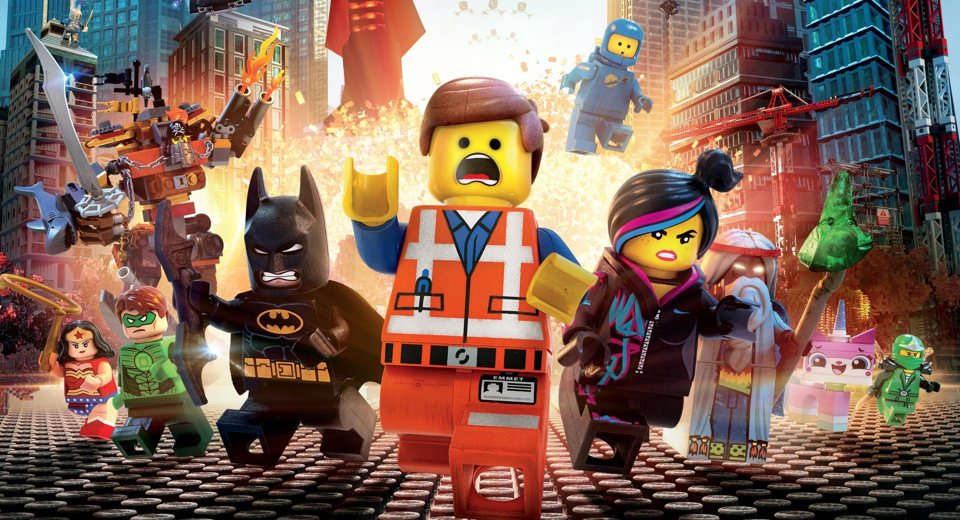 The Lego Movie 2014 wallpapers HD quality