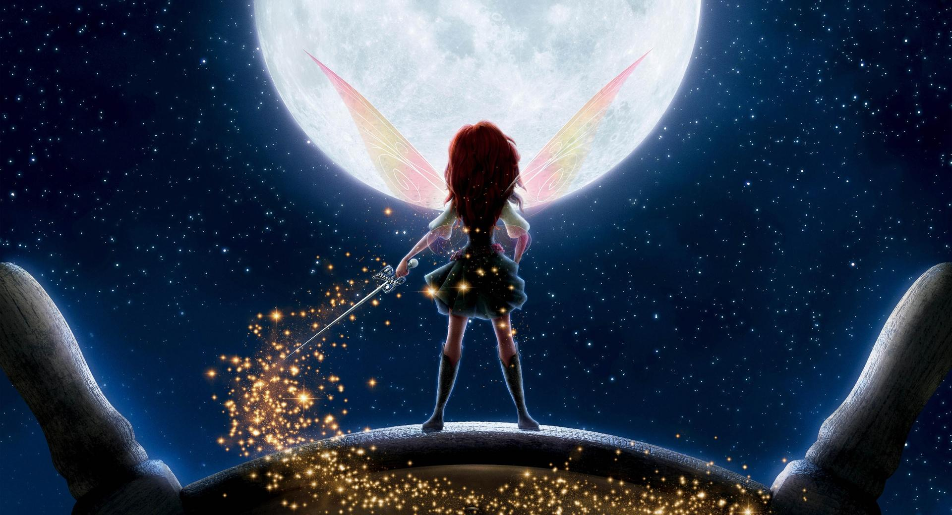 The Pirate Fairy 2014 Movie wallpapers HD quality