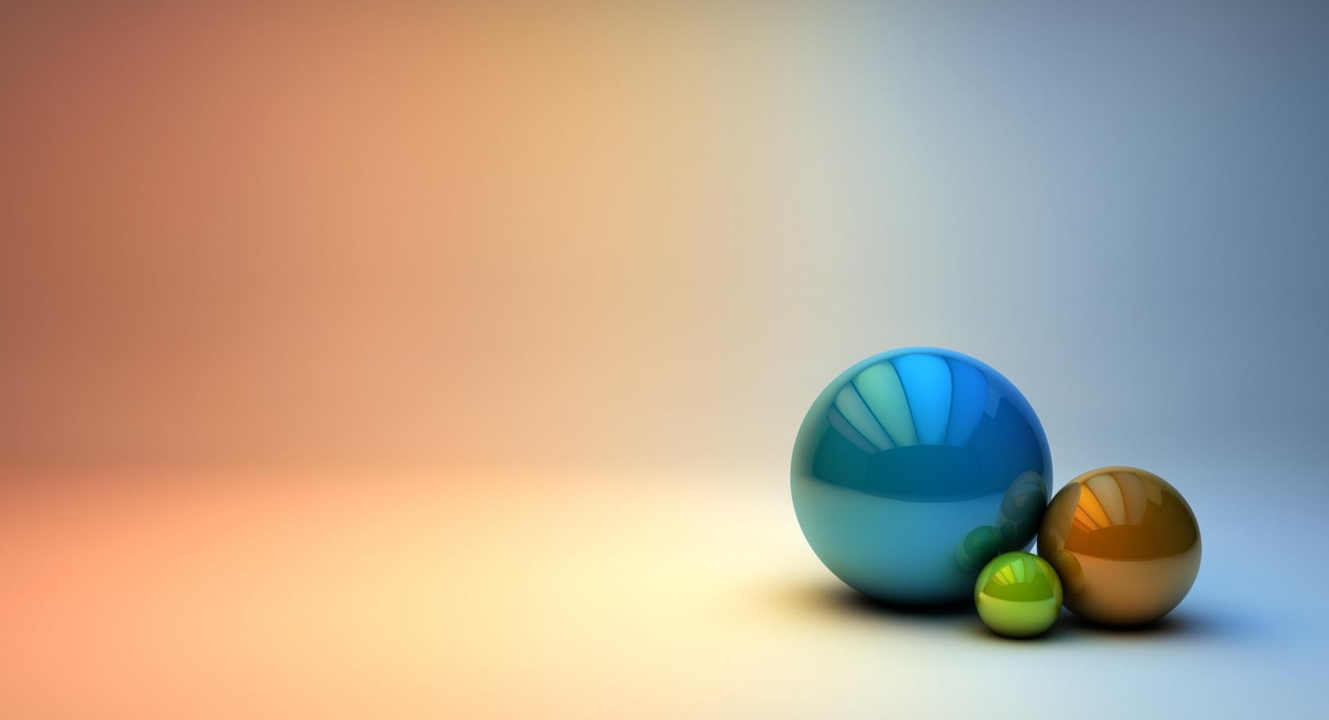 The Three Balls wallpapers HD quality