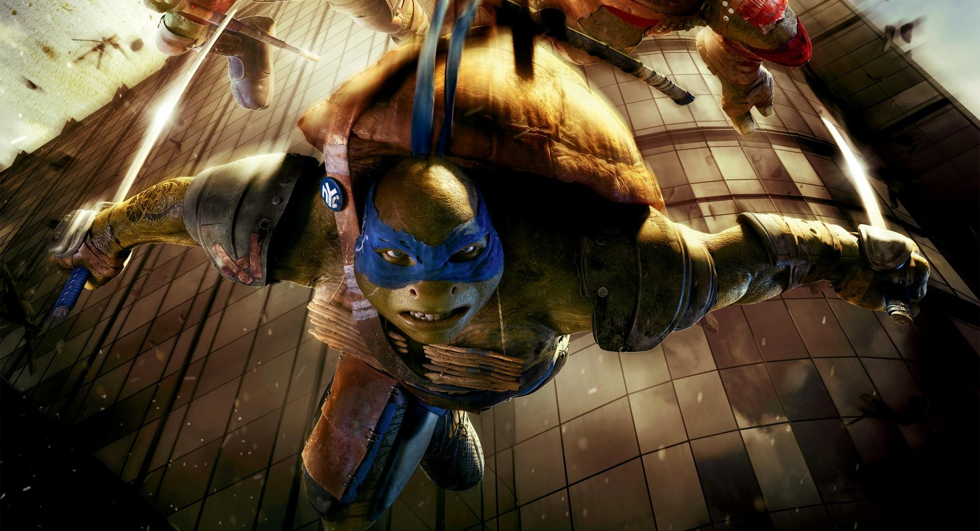 TMNT 2014 Movie wallpapers HD quality