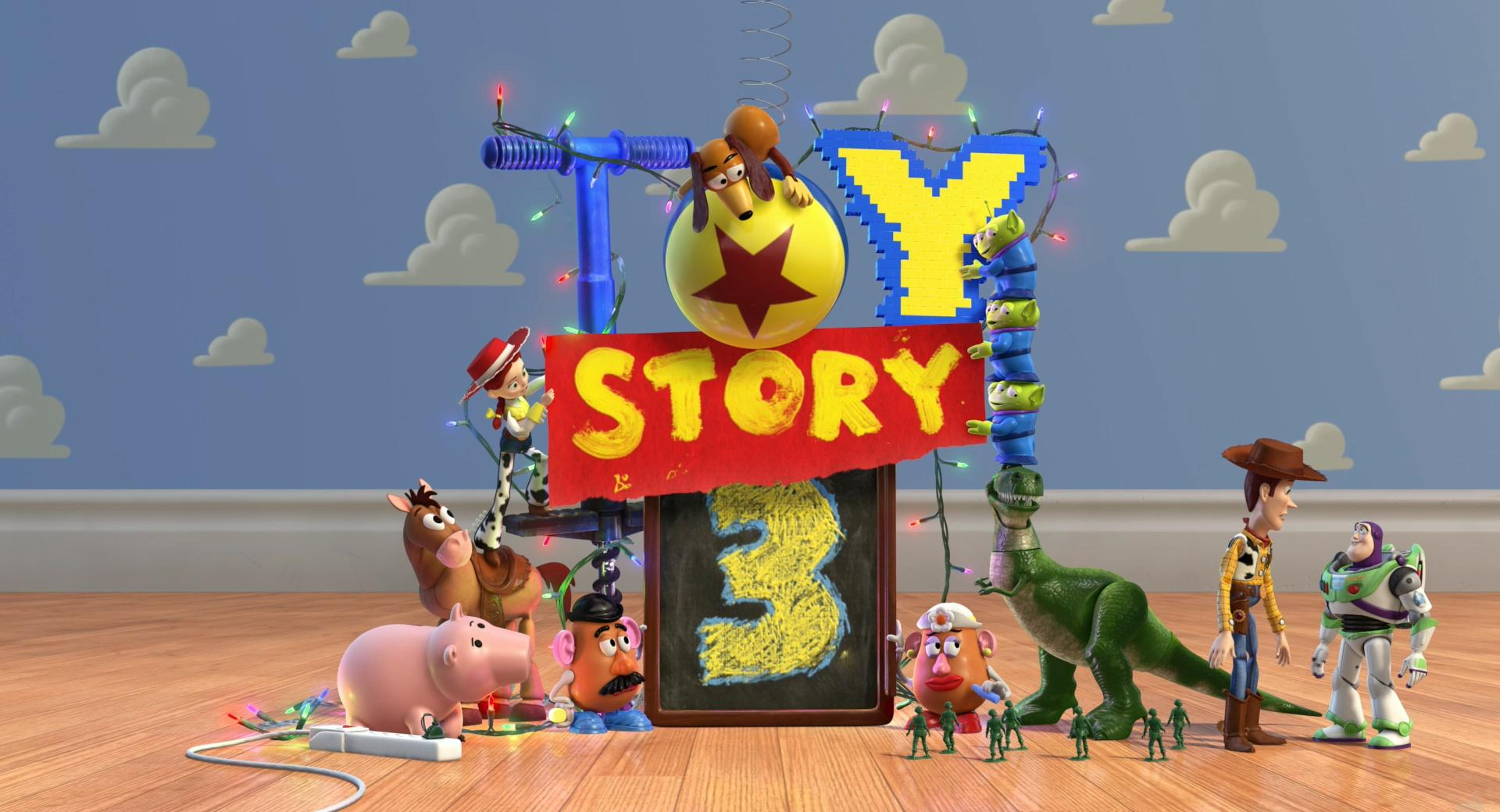 Toy Story 3 wallpapers HD quality