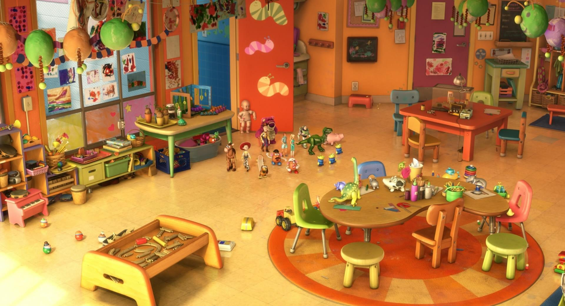 Toy Story 3 Kindergarten wallpapers HD quality