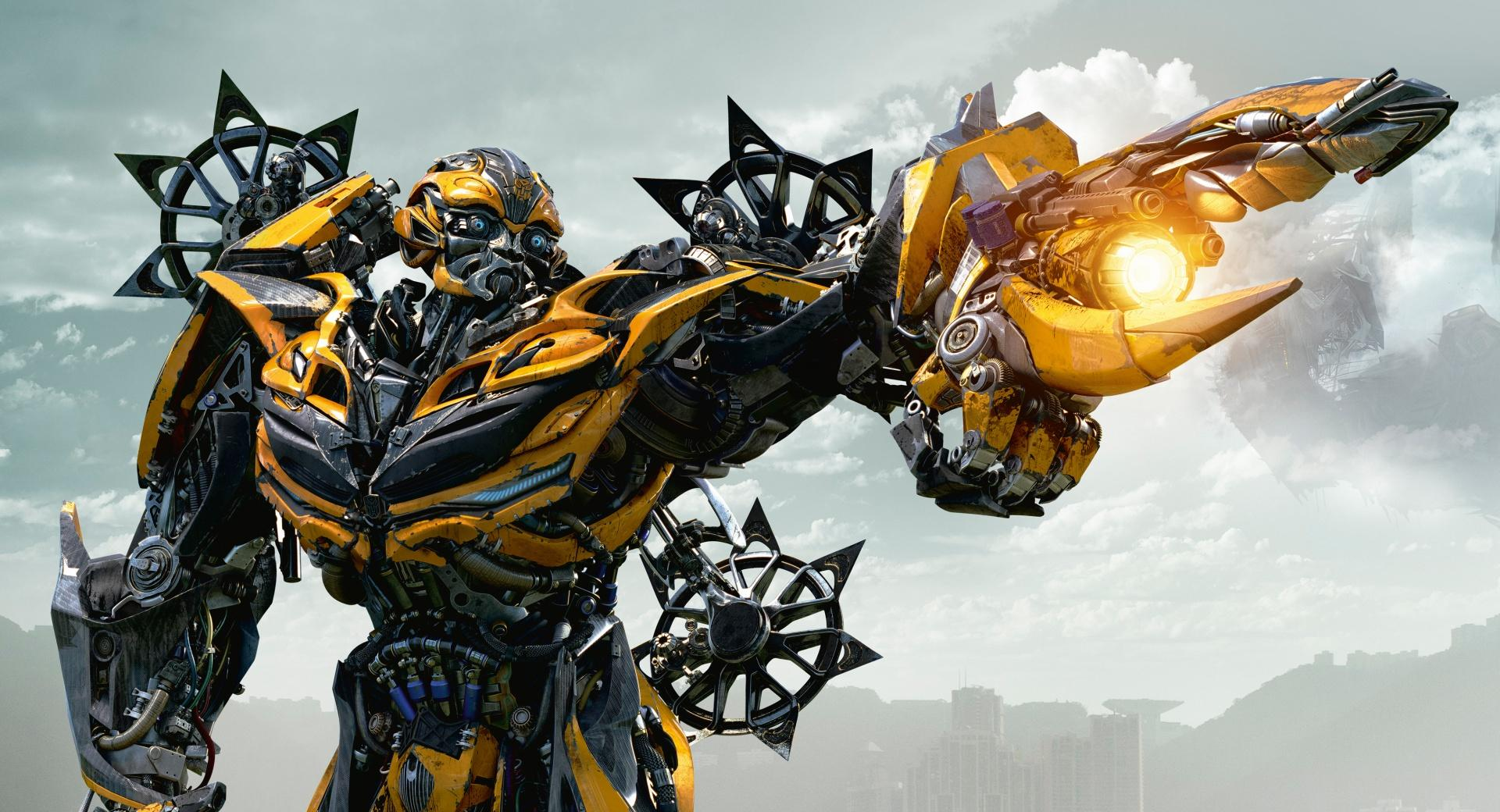 Transformers 4 Bumblebee wallpapers HD quality