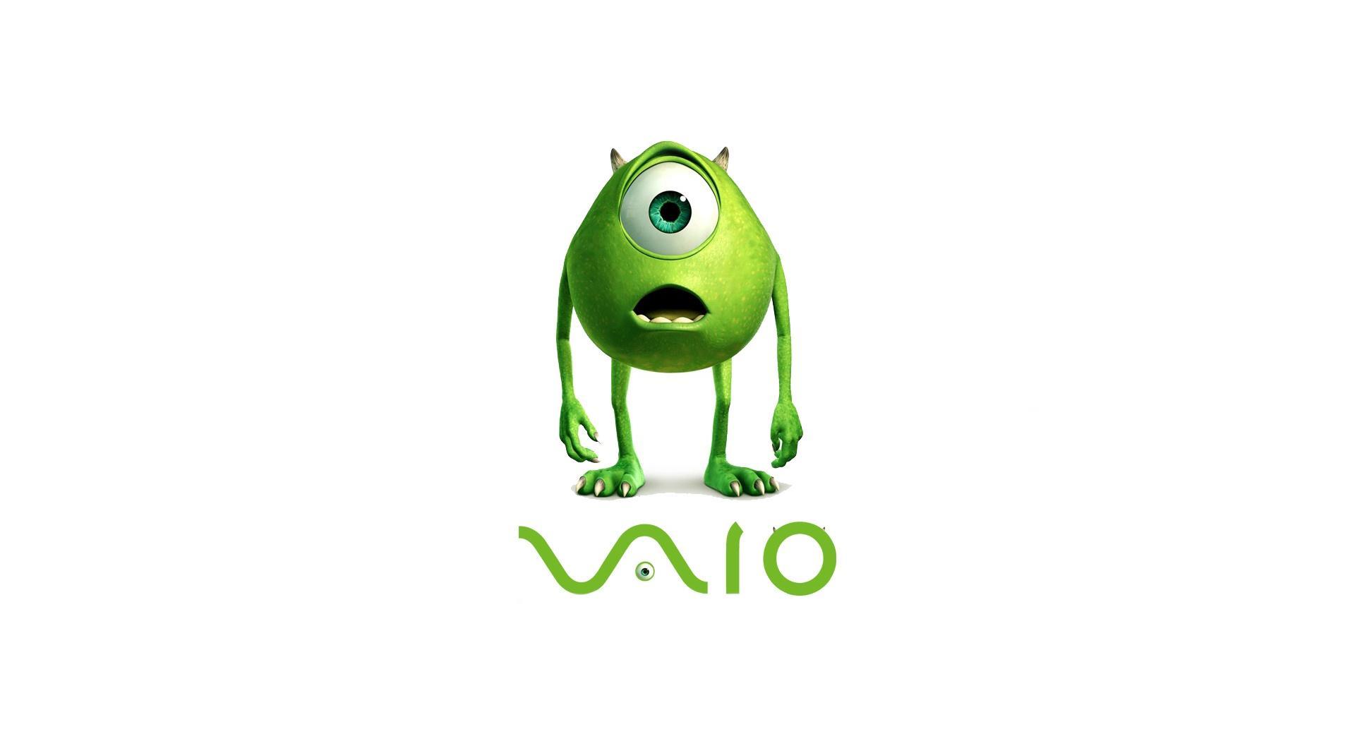 Vaio Green Eye wallpapers HD quality