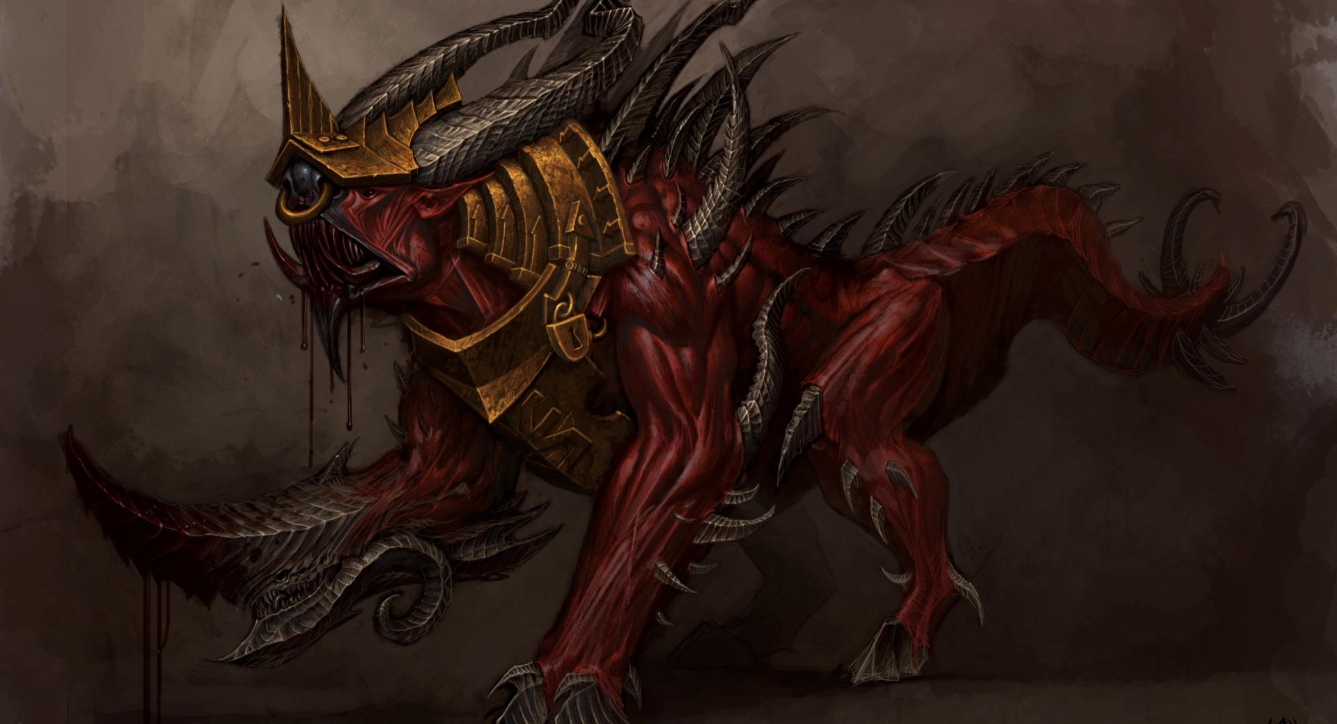 Warhammer Monster wallpapers HD quality