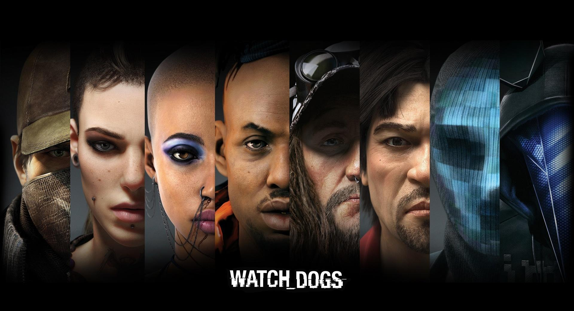 Watch Dogs Banner wallpapers HD quality