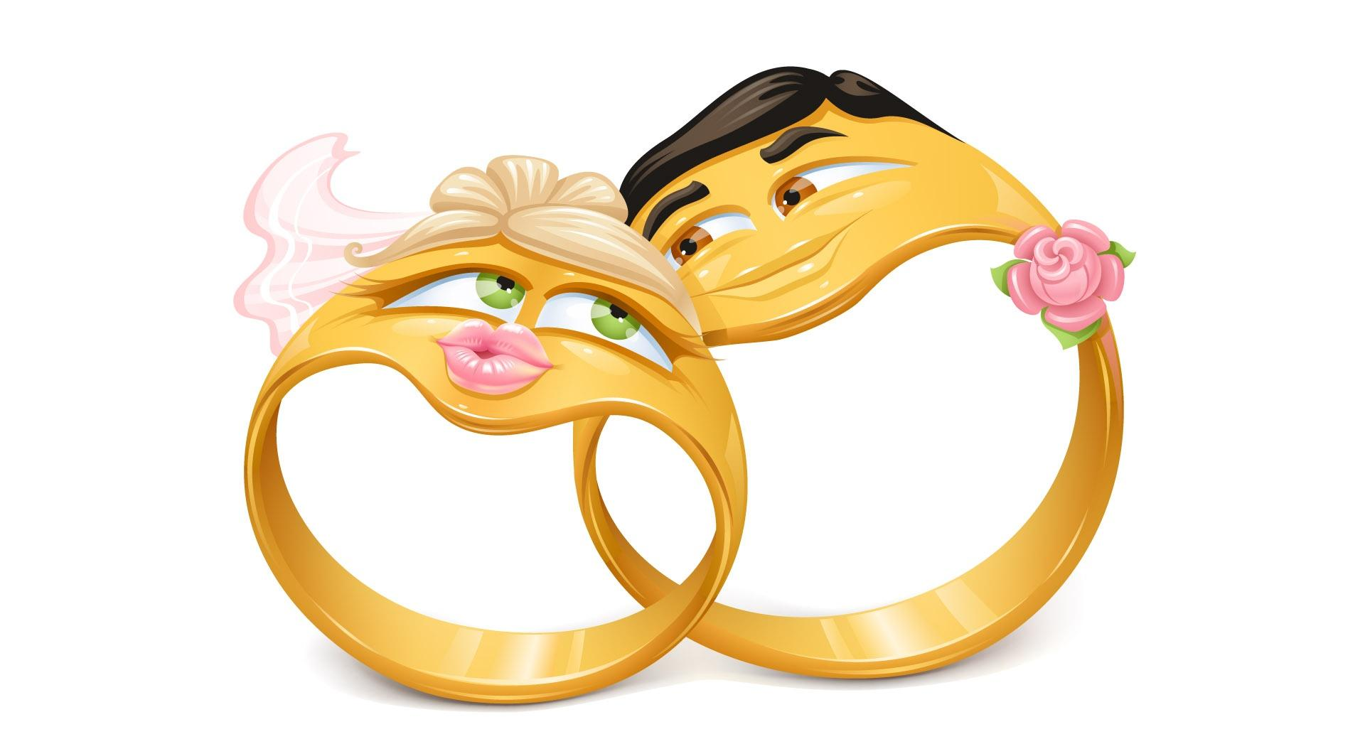 Wedding Rings at 1152 x 864 size wallpapers HD quality