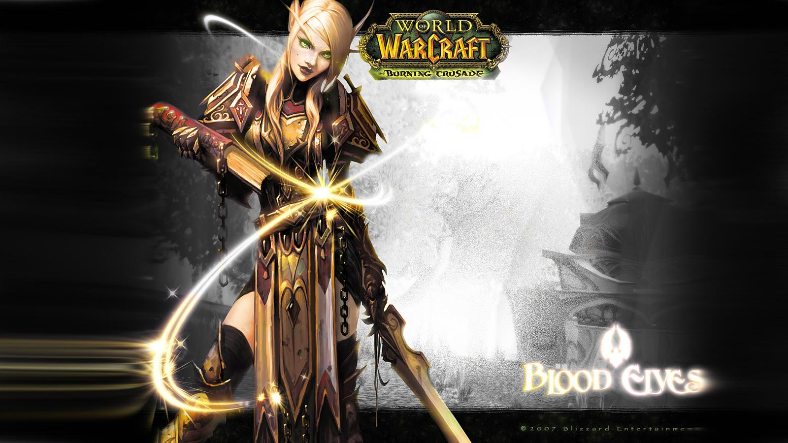 World Of Warcraft The Burning Crusade wallpapers HD quality