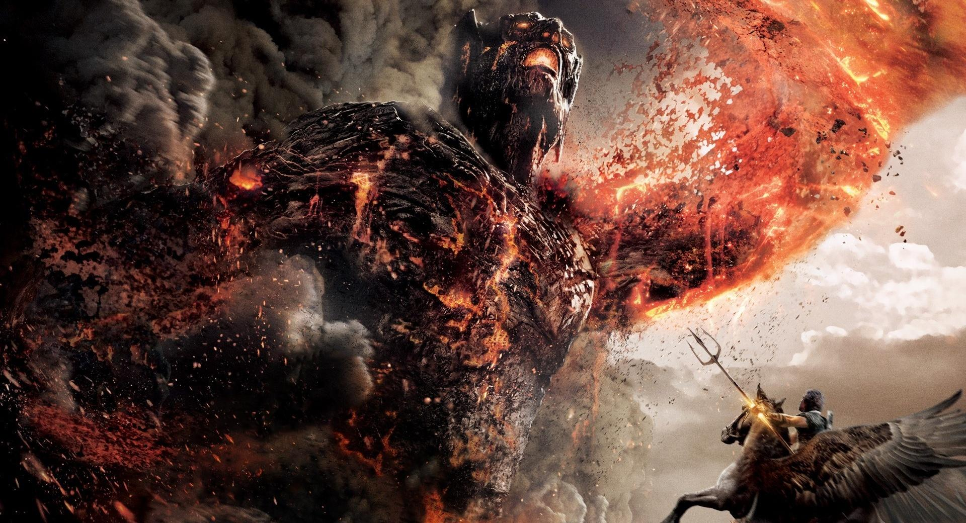 Wrath of the Titans (2012) wallpapers HD quality