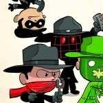 Masks Comics photos