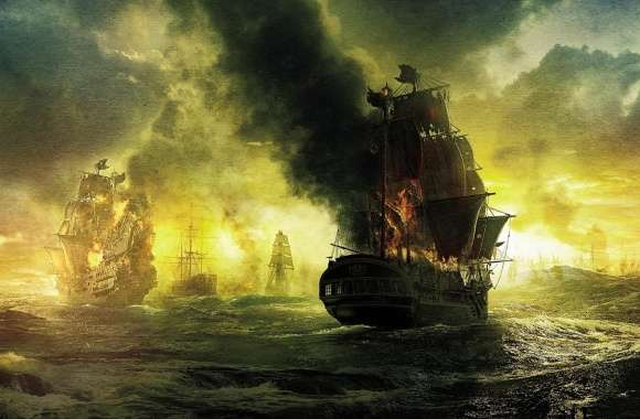 2011 Pirates Of The Caribbean On Stranger Tides