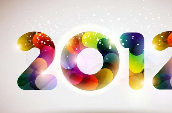 2012 Happy New Year wallpapers hd quality