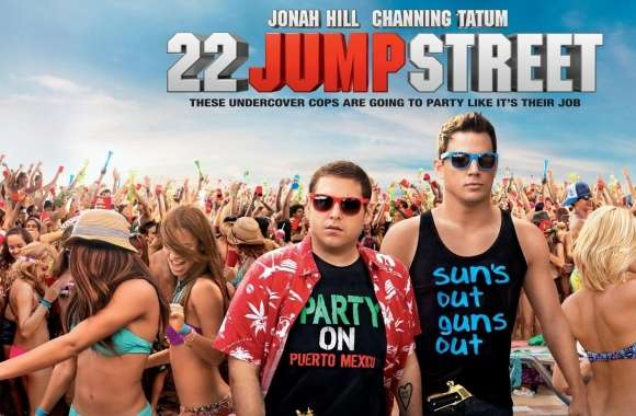 22 Jump Street wallpapers hd quality