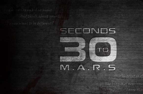 30 Seconds To Mars wallpapers hd quality