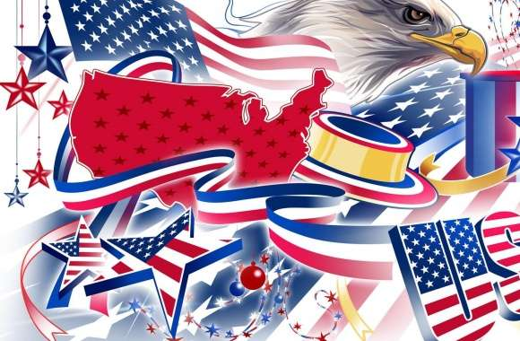 Americas Independence Day Celebration wallpapers hd quality