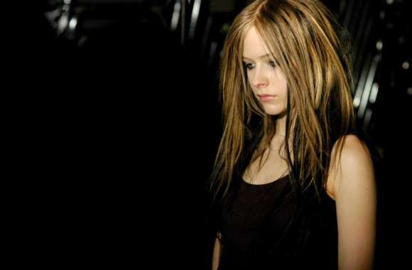 Avril Lavigne Dark wallpapers hd quality