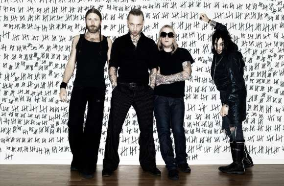Backyard Babies wallpapers hd quality