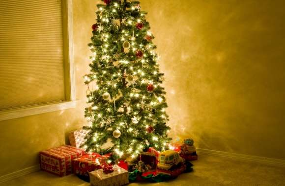 Beautiful Christmas Tree wallpapers hd quality