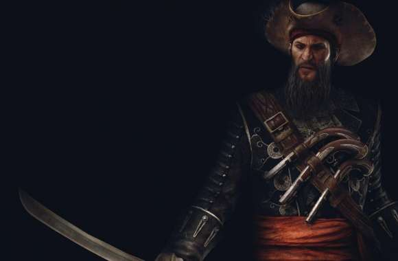 Blackbeard Assassins Creed IV Black Flag