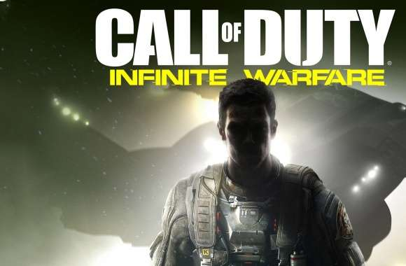 Call Of Duty Infinite Warfare Keyart