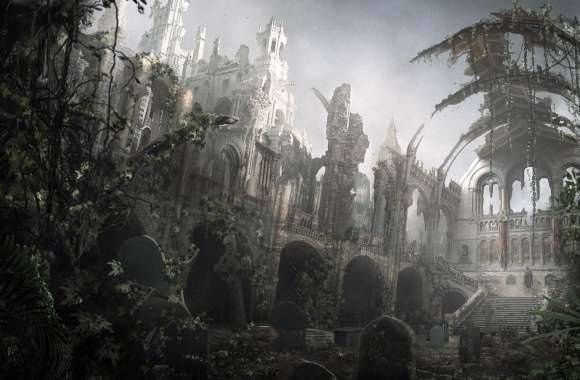 Cemetery Art wallpapers hd quality