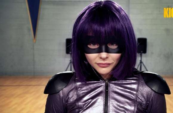 Chloe Moretz in Kick-Ass 2