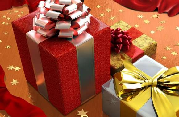 Christmas Presents wallpapers hd quality