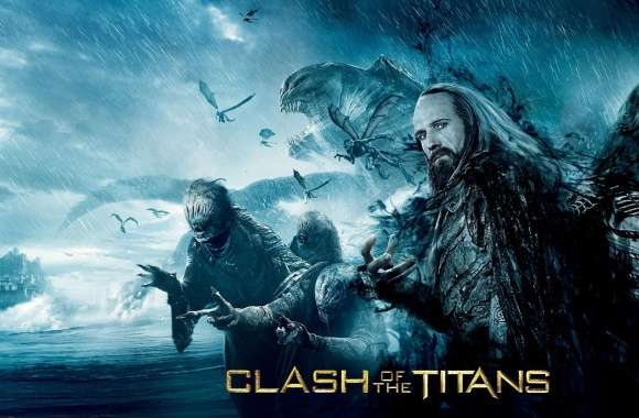 Clash Of The Titans, 2010 Movie