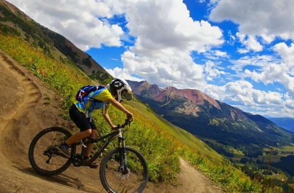Crested Butte Biking wallpapers hd quality