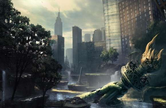 Crysis 2 New York