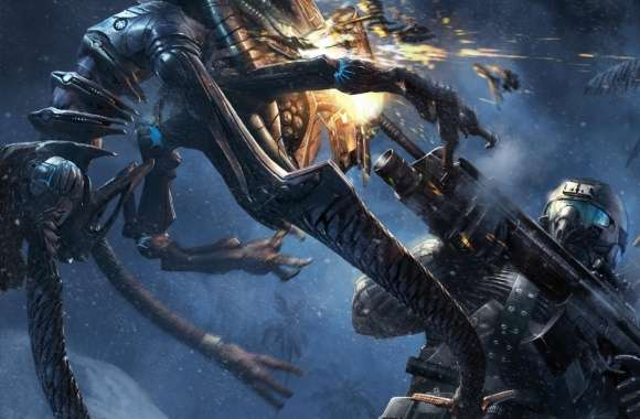 Crysis Alien wallpapers hd quality