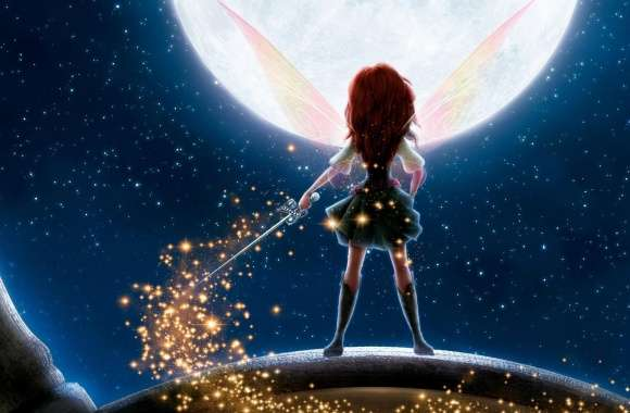 Disney The Pirate Fairy 2014 wallpapers hd quality