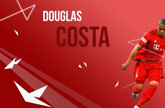 Douglas Costa wallpapers hd quality