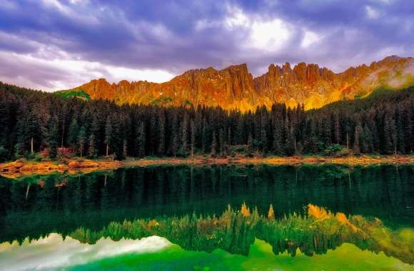 Emerald Lake Dreamscape