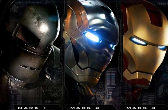 Evolution Armor, Iron Man