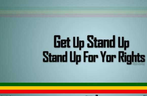Get Up Stand Up Nithinsuren wallpapers hd quality