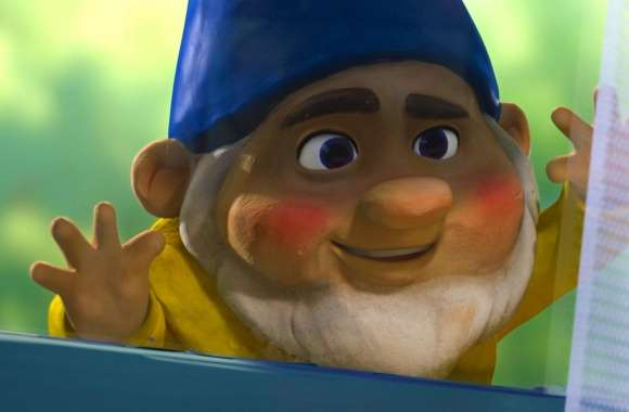 Gnomeo and Juliet, Matt Lucas As Benny