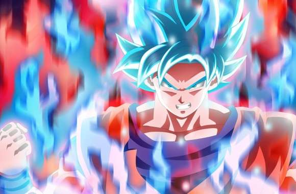 Goku Dragon Ball Super